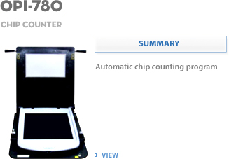 Chip Counter OPI-780